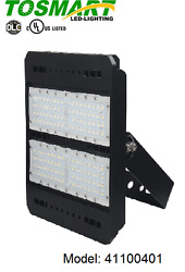 6 LED Commercial Industrial Warehouse Pole Light 100 Watt Security Fixture
