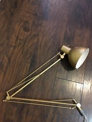Flos Archimoon Classic Adjustable Lamp Design Philippe Starck Tested Works $140.00