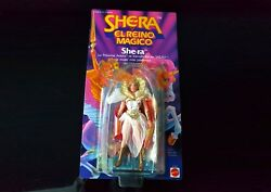 She-Ra Princess of Power POP Masters Universe MOC Spanish Ultra RARE UNPUNCHED