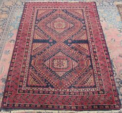 ANTIQUE TRANS CAUCASIAN ARMENIAN RUG CIRCA 1920S   HAND WASHED READY FOR USE