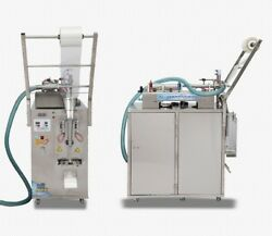 Various Weight Liquid Packing Machine filling sealing machine and Oil Sealer