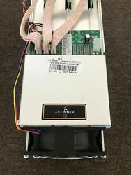 Antminer S9 13.5THs w Power Supply brand new ready to ship today