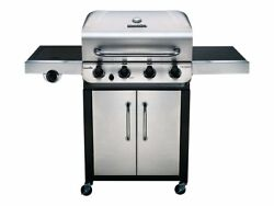 Gas Grills Char Broil Performance Home Outdoor Cooking Porcelain Coated Grease