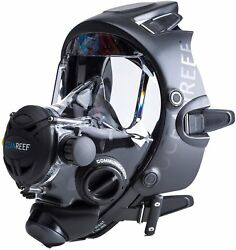 Ocean Reef Space Extender Mask with Communication