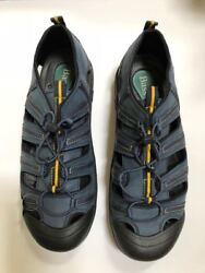 NWB NWT Navy Bass 11M Hiking Shoes Trekking Trail Sport Athletic Sandal $30.00