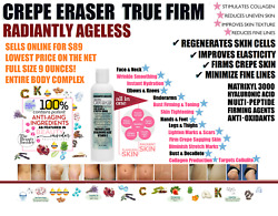 BETTER THAN City Beauty InvisiCrepe Body Balm Lotion Firms and Tightens Crepey