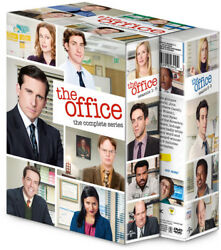 The Office: The Complete Series New DVD Boxed Set Repackaged $49.81