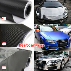 All Various Car Wrap 3D 4D 5D Carbon Fiber Matte Chrome Chameleon Vinyl Sticker