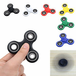 6 pack Mix Color HAND SPINNER TRI FIDGET BALL DESK TOY EDC  KIDS OR ADULT $4.99