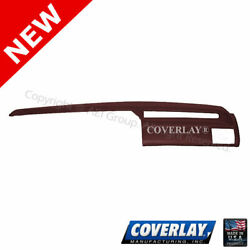 Maroon Dash Board Cover 12 306 MR For Thunderbird Coverlay $191.54