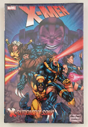 X-MEN X-Cutioner's Song Hardcover HC *NewSealed* NM 368 pgs $50 Cover