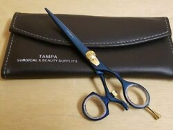 6 Inch Blue Professional Salon Barber Hair Cutting Scissors Shears Thumb $25.00