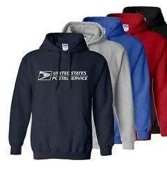 Unisex USPS Postal Post Office Heavy Blend™ Sweatshirt HOODED