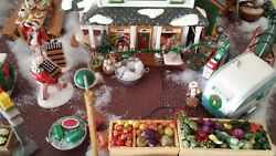 HUGE Department 56 Snow Village Lot!!! PRICED TO SELL!!!