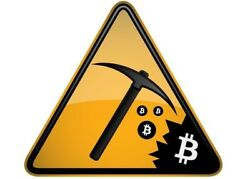 Bitcoin Mining Contract- 24 Hour - Antminer S9 - 13.5Ths - Try Before You Buy $9.99