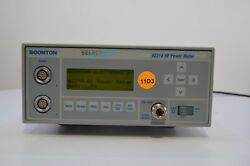 BOONTON 4231A RF POWER METER 10 KHz to 100 GHz $575.00