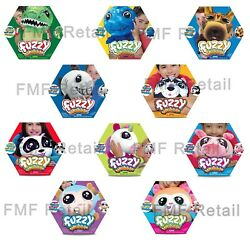 Fuzzy Wubble 1 Pack -Buyer Chooses from 10 Different Characters!