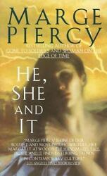 He She and It: A Novel by Piercy Marge ISBN 0-449-22060-5
