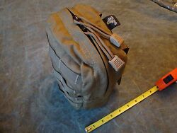 New SPECTER Gear #280 COY MOLLE II Medium vertical Utility Pouch Coyote Tan $27.95