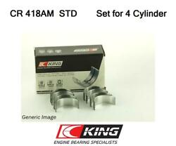 ConRod BigEnd Bearings STD for CHEVROLET (SGM)AVEO HatchbackT300AVEO Saloon