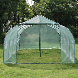 Walk-In Greenhouse 20'x10'x7' Outdoor Heavy Duty Portable Plant Green House