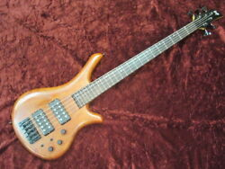 ESP WS ORDER BASS 5st Electric Bass Guitar (Used)