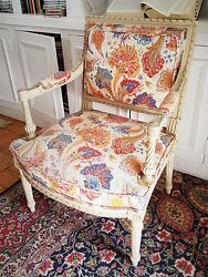 Antique French Louis XVI Pair of Chairs Good Condition $40K Val NOW $7895.00!!!!