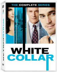 White Collar: The Complete Series New DVD Dolby Subtitled Widescre $29.96