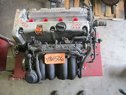 ENGINE MOTOR 02-06 ACURA RSX 2.0L VIN 8 6 FITS WITH AUTOMATIC TRANSMISSION CAR