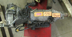 AUTOMATIC TRANSMISSION fits 02 FORESTER AUTO AT 4 SPEED TZ1A3ZC3AA PM OEM SUBARU