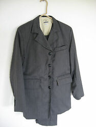 River Junction Trading Co.- Victorian  Old West Wool Suit 36 ch. 30 w.  USA