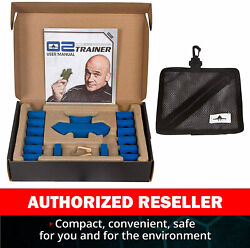 O2 Trainer by Bas Rutten - Lung & Altitude Training Device - Latest Model $49.95