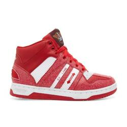 Troop Ice Lamb Mid Red White $60.00