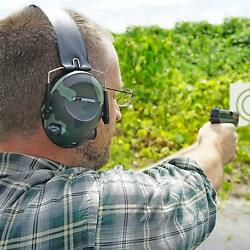 Electronic Hearing Protection Headphones Ear Muffs Noise Shooter Shooting Safety $32.75