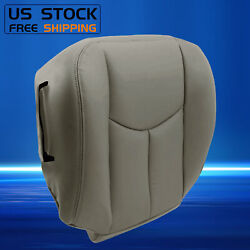 Driver Bottom Seat Cover Gray For 2003 2004 2005 2006 Chevy Tahoe Suburban $63.99