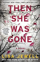 Then She Was Gone A Novel by Lisa Jewell Women's Fiction Literature Paperback