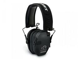Slim Electronic Hearing Protection Earmuffs Sound Amplification