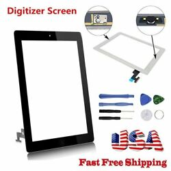 OEM SPEC For iPad 2 3 4 Air Mini 1 2 Touch Screen Digitizer Replacement Adhesive $15.89