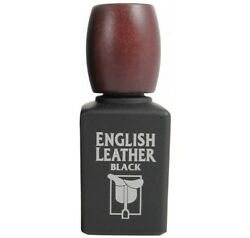 English Leather Black for Men by Dana Cologne Spray 3.4 oz NEW Rare No Box