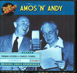 AMOS 'N' ANDY: Volume 7 (Old Time Radio Archives 6-CD set) - OTR - Great sound!