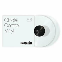 Serato: Performance Series Control Vinyl 2LP - Clear