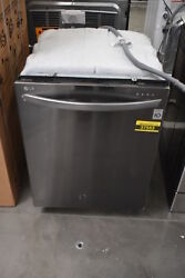 LG LDT9965BD 24 Black Stainless Fully Integrated Dishwasher #37553 CLW $699.00