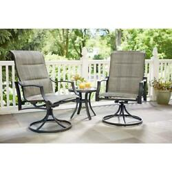 Lounge Patio Chairs Zero Gravity (2-Pack) Outdoor Beach Recliner Lounger Chair