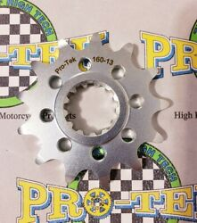 Kawasaki Front Sprocket 520 Pitch 13T 14T 15T 2017 2018 2019 Versys X300 KLE300 $21.38
