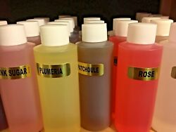 Pure Scented AROMA burning oil incense for Diffusers 4 oz **FREE SHIPPING** $12.99