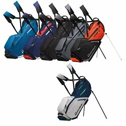 TAYLORMADE FLEXTECH STAND GOLF BAG MENS -NEW 2019- PICK COLOR