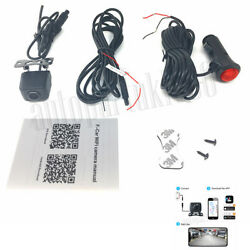 V-car Wireless Car Rear View Cam Backup Reverse Camera For iPhone Android ios