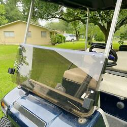 Tinted Windshield For Club Car DS 1982-2000.5 Folding Style NEW Golf Cart Part $71.77