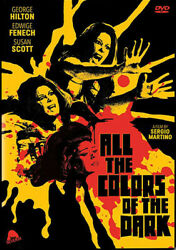 All the Colors of the Dark New DVD $18.58