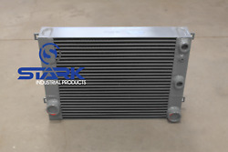 22176986 Replacement Ingersoll Rand Combination Oil - Air Cooler
